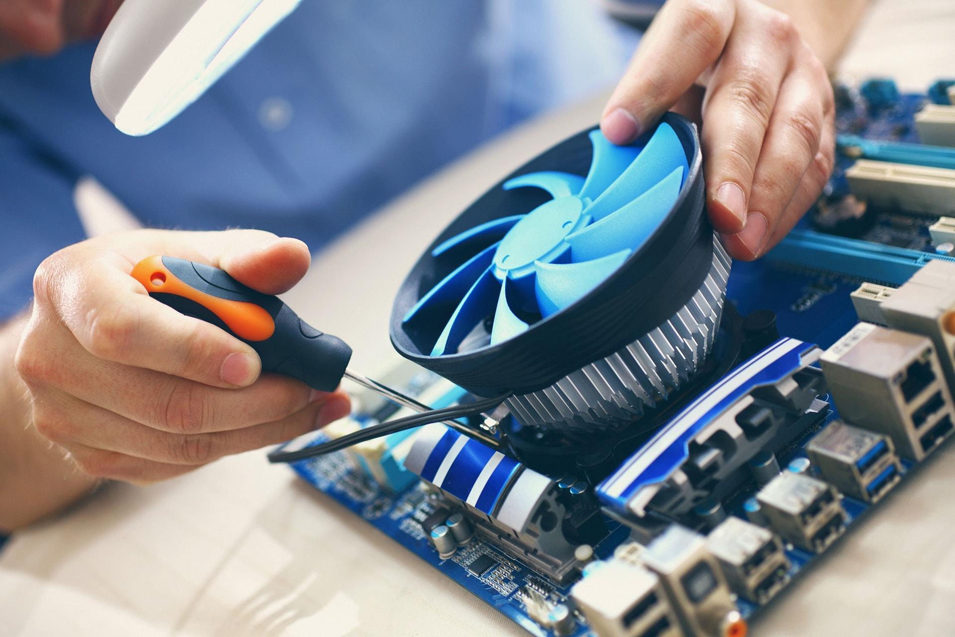 Computer Reparatie Hulp Aan Huis